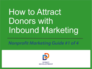 How to Attract Donors with Inbound Marketing