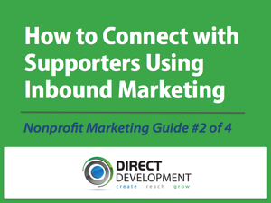 How to Connect with Supporters Using Inbound Marketing
