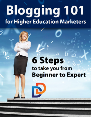 Blogging 101 for Higher Education Marketers