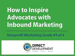 How to Inspire Advocates with Inbound Marketing